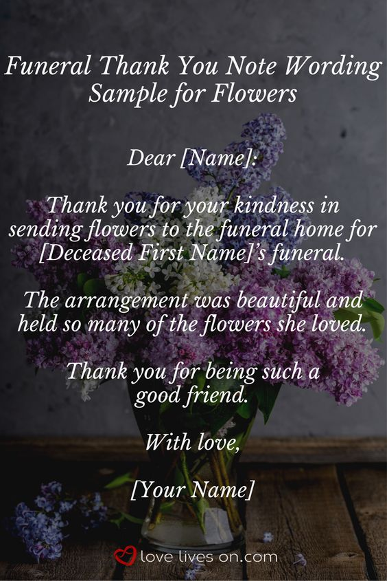 33+ Best Funeral Thank You Cards Funeral
