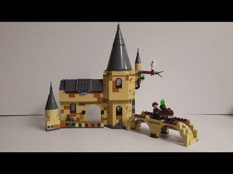 Lego Harry Potter 75953 Alternative Build Review Hogwarts Stone Bridge Tower Youtube Lego Harry Potter Harry Potter Lego Sets Lego Hogwarts