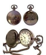 FMA Ed's State Alchemist silver pocketwatch