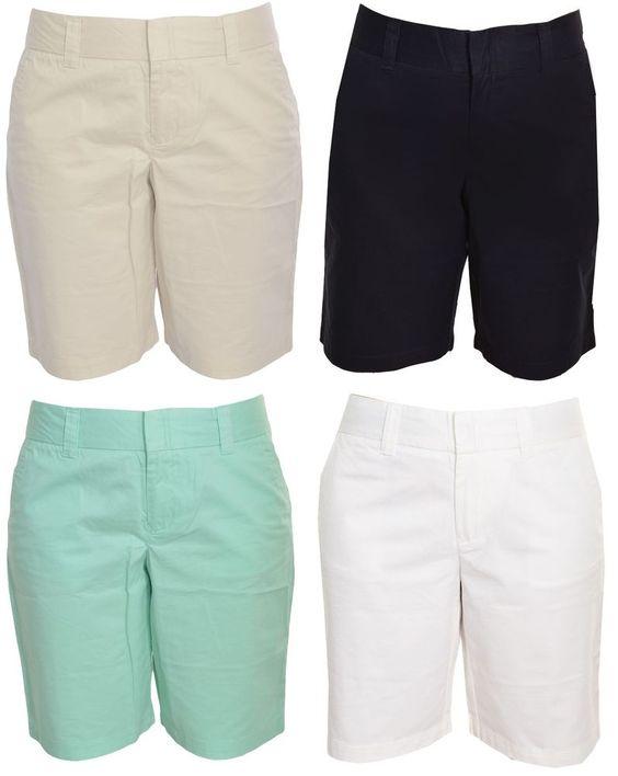 Walking Shorts Ladies - The Else