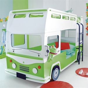 Picture of letto bus castello conforama in italia - Letto a castello conforama ...