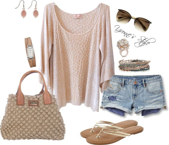 """Beyond Relaxed"" by yvonne2214 on Polyvore"
