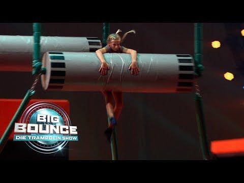 Big Bounce Die Trampolin Show Annelen Sproeth Im Singlesprint Folge 07 Vom 08 03 19 Youtube Trampolin Youtube Single
