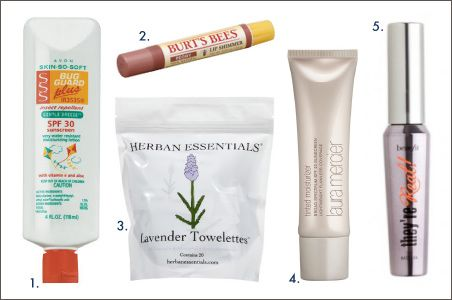 10 Beauty Essentials for Camping Trips   Fodor's