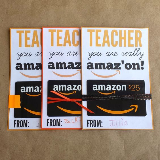 Haley's Daily Blog: End of the Year Teacher Gift Idea