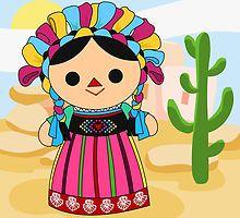 «Maria 3 (Mexican Doll)» de alapapaju