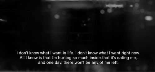 Sadness - Click image to find more My Life Pinterest pins