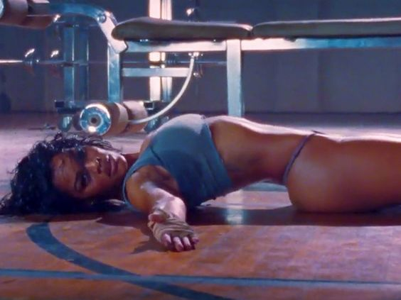 Teyana Taylor from Kanye West's 'Fade' Says She's Only Hit the Gym 'Maybe Two or Three Times' in Her Life