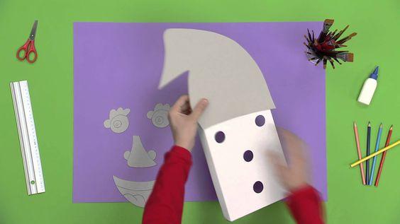 Disney Junior - Art Attack : Trombines interchangeables - En Français