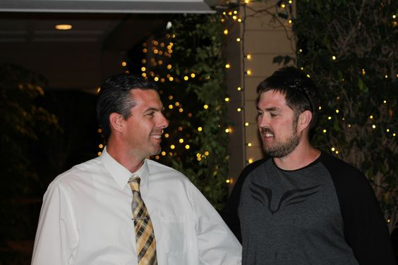 Marcus Luttrell And CJ Charles