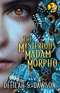 Two ebooks on offer: Songs of Love and Darkness and The Mysterious Madam Morpho.