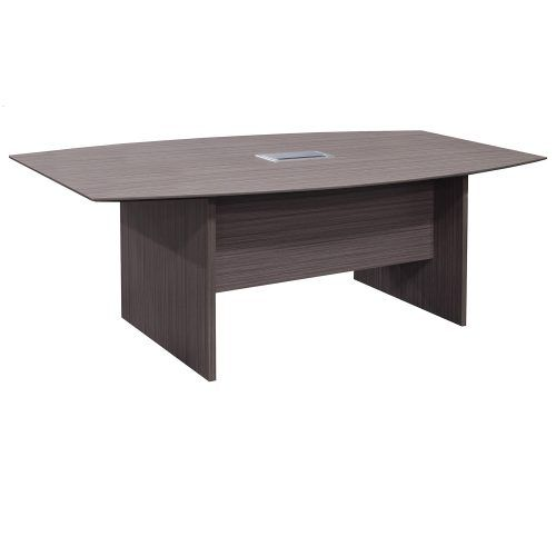 Catalina 8ft With Grommet 01 Conference Room Decor Conference Table Interior