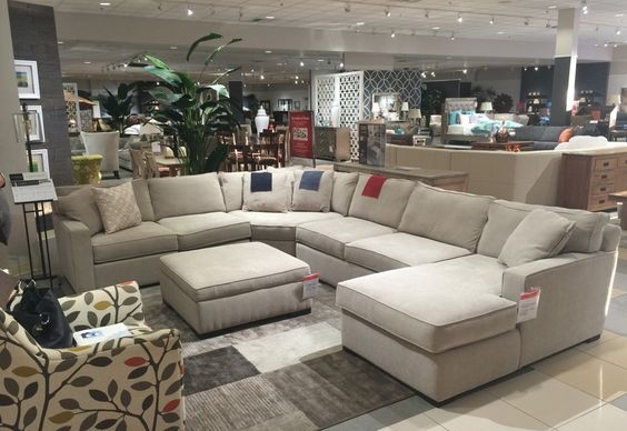Radley Sectional from Macys   Jester Kitchen   Pinterest   Radley Living rooms and Room : macys radley sectional - Sectionals, Sofas & Couches