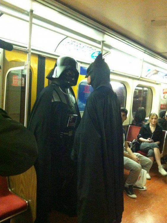Subway Battle