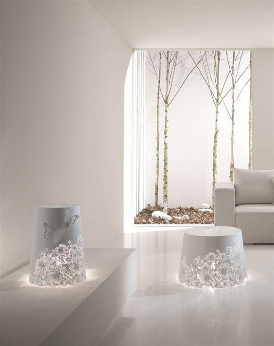 "Matteo Ugolini ""Central Park"" floor lamps"