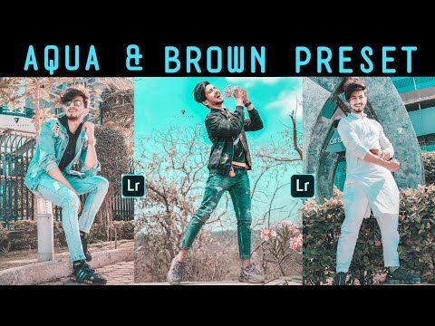 Download Preset Lightroom Aqua