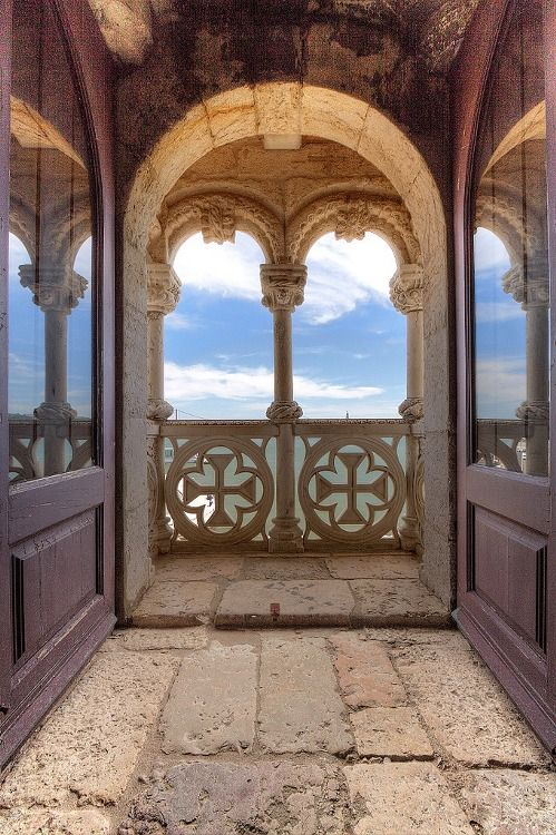 Inside the Belém forth, Lisbon, #Portugal by Paulo Guerra