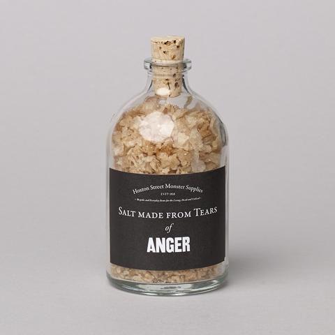 anger salt photo