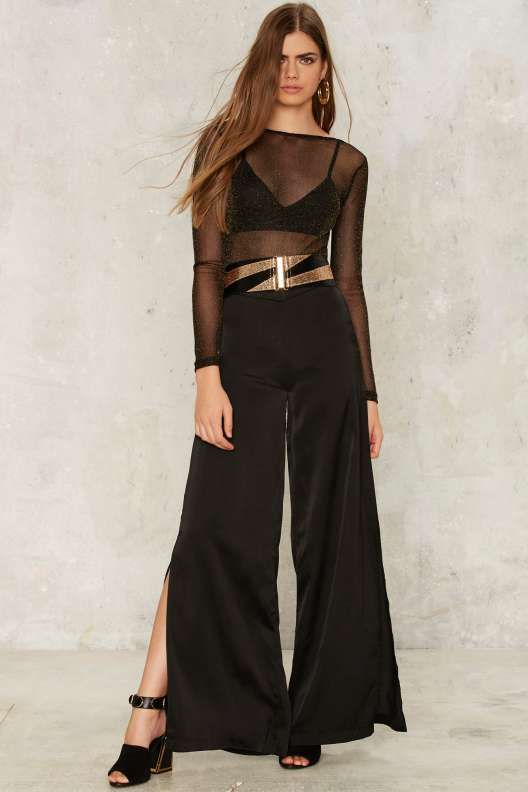 Wide With Me Relaxed Pant