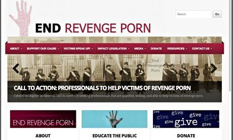 End Revenge Porn Guardian article