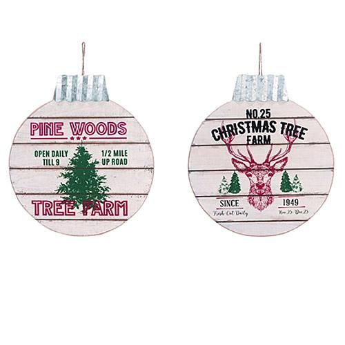 Who Sells Christmas In The Woods 2021