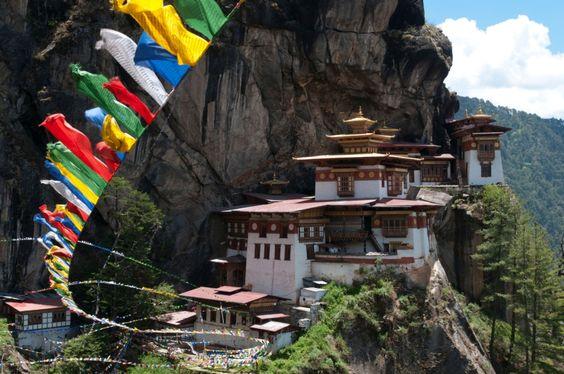 Himalayan Monastery | Himalayan Bhutan hits the bullseye for culture addicts