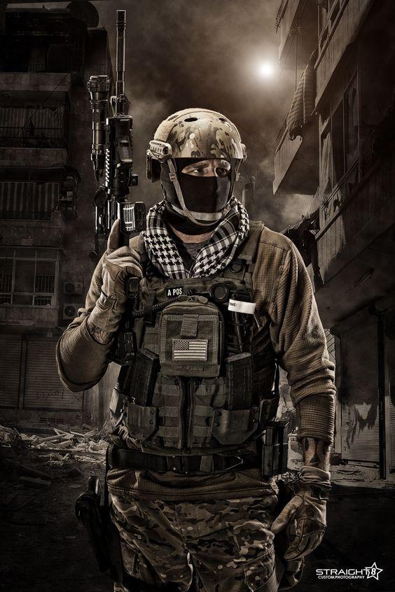 Military Straighties 69
