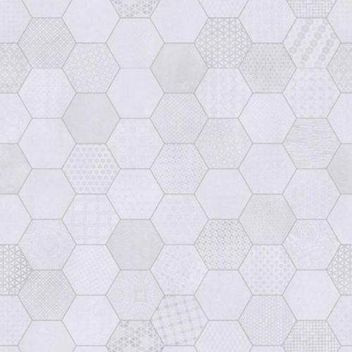 Details About Victorian Tile Effect Sheet Vinyl Flooring Cushioned