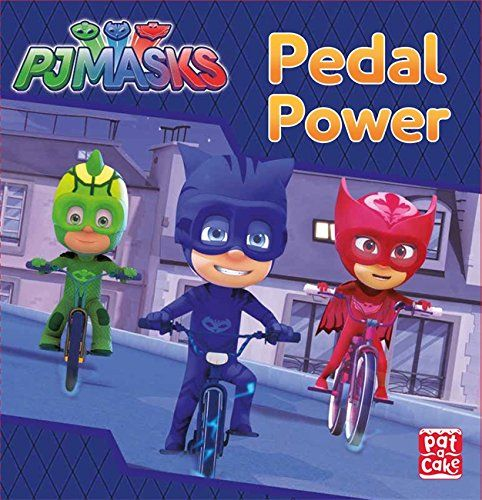 Book Pedal Power A Pj Masks Story Book Pdf Free Download At Link