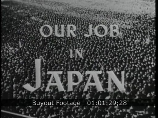 Our Job In Japan (1946 U S  War Department orientation film) | The