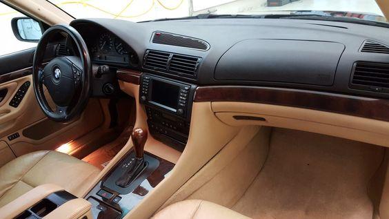 BMW 740i, Occasion, Benzin, 168'500 km, CHF 9'900.-