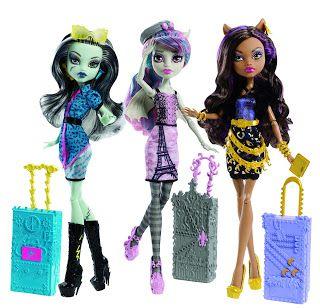 The Dragyns Lair: Toy Fair Highlight: @MonsterHigh #TFNY #TF13