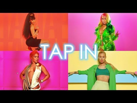 Saweetie Tap In Mashup Ft Nicki Minaj Iggy Azalea Lil Kim Youtube Lil Kim Iggy Azalea Nicki Minaj
