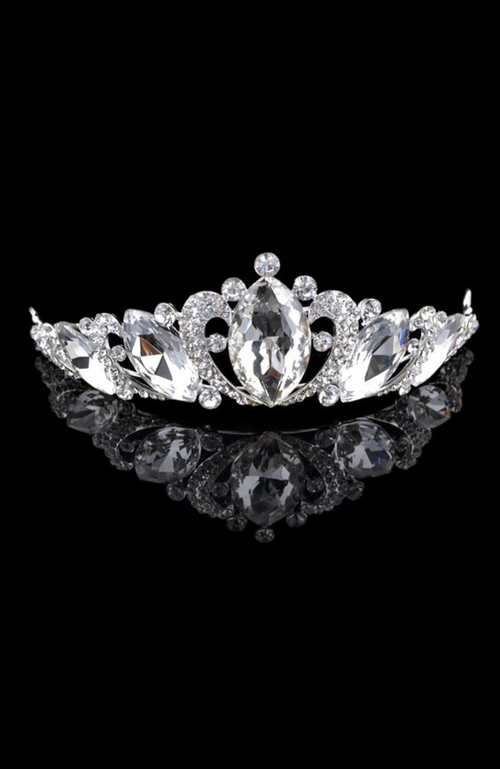 Crystals Wedding & Prom Occasion Tiaras