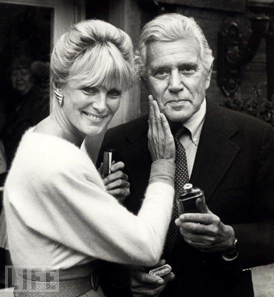 Linda Evans & John Forsythe