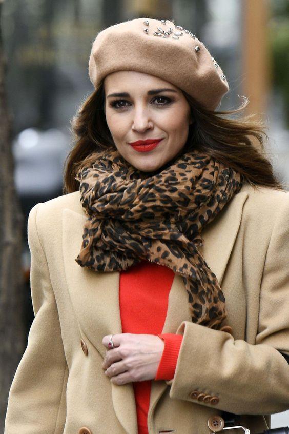 Paula Echevarría lleva el pintalabios rojo que ha desatado la locura en Instagram