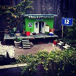 Go. Hawks. An amazing game. #gohawks #12thMan #Seahawks by Janit of Two Green Thumbs Miniature Garden Center