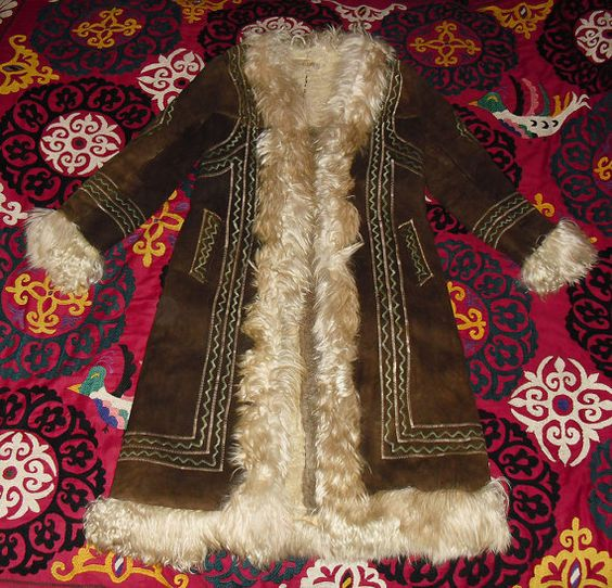 Real fur coats, Afghans and Fur coats on Pinterest