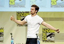 Love of my life, Aaron Taylor Johnson. This made me smile and laugh sooooo much!! I'm so happy right now :D