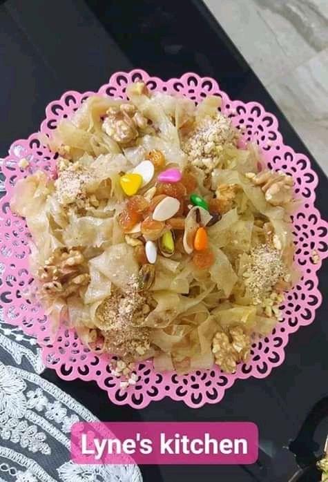 المشلوش القسنطيني الجزائري Food Breakfast Kitchen