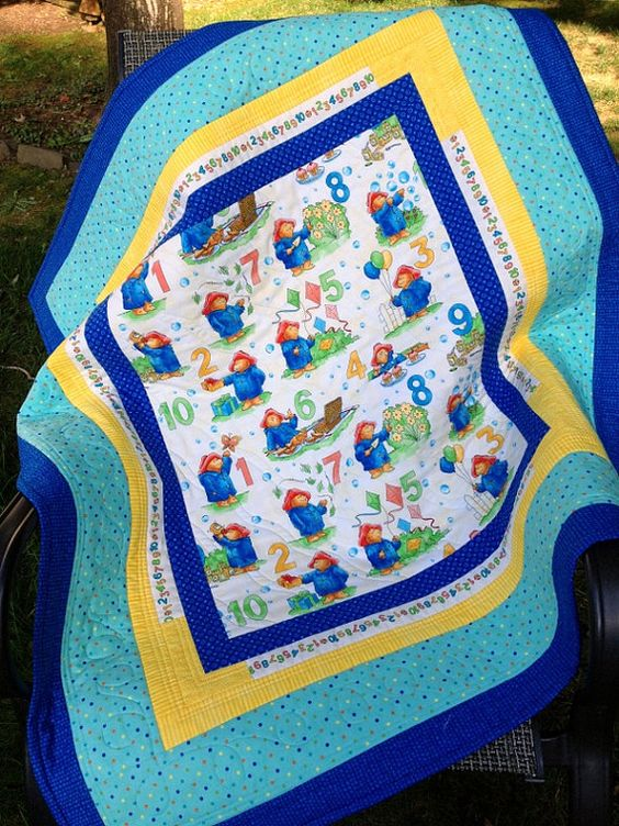 Red Rooster Quilts: Shop | Category: Patterns - Download for FREE ... : paddington bear quilt - Adamdwight.com
