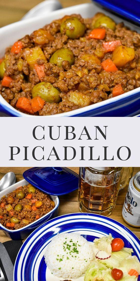 Cuban Picadillo