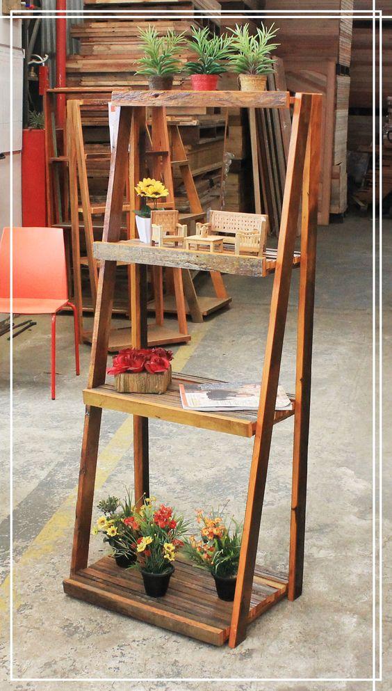 Outlet de Móveis Rústicos e Produtos de Madeira de Demolição – Unidade Paiçandu (PR) – 24/08 a 04/09 | Outlet de Móveis Rústicos