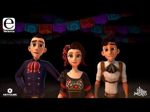 Día De Muertos La Película Animada Mexicana Que Postergó Su Estreno Por Coco Youtube Dia De Muertos Pelicula Dia De Muertos Peliculas Animadas