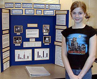 technology science fair projects