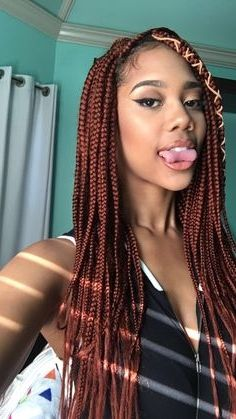 2019 Beautiful and Trendy African Braids