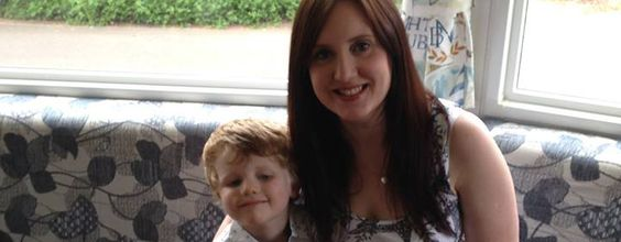 Mum in Business - Wendy from Little Buttons Boutique