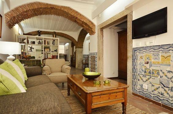 Aluguer de condomínio para férias no Chiado