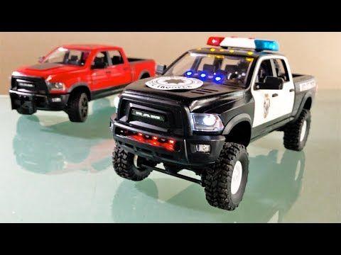 Latest Dodge Ram Bruder Dodge Ram Police Bruder Rc Pickup Truck 41390 Whick Ky Nov 2018 Jack Jack Is Unboxing Pickup Trucks Dodge Ram Power Wagon
