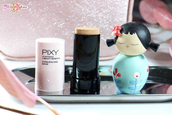 PIXY UV Whitening Concealer Base